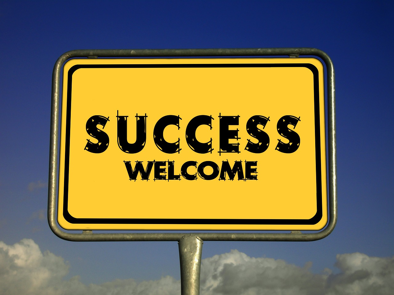 success welcome